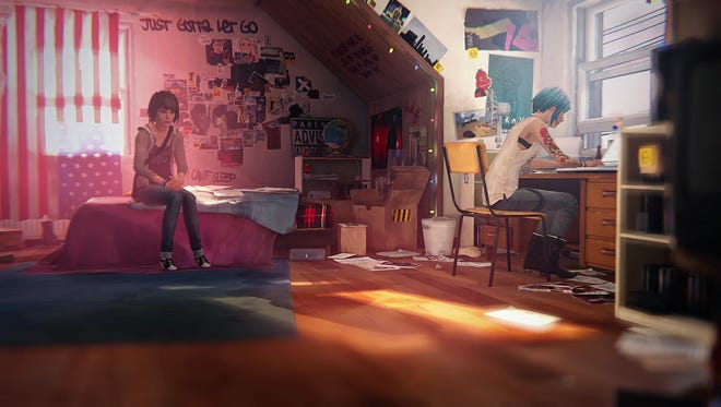 "Life continues to take a strange turn for Max Cauldfield in ""Life Is Strange Episode 4: The Dark Room."""