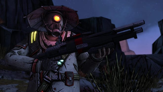 "A new antagonist enters the fray in ""Tales From the Borderlands Episode 3: Catch A Ride."""