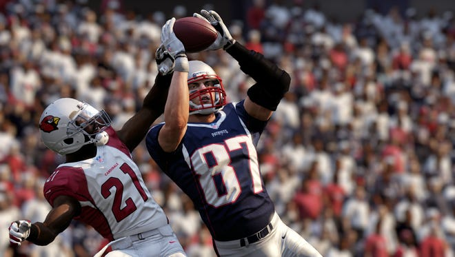 A scene from 'Madden NFL 16.'