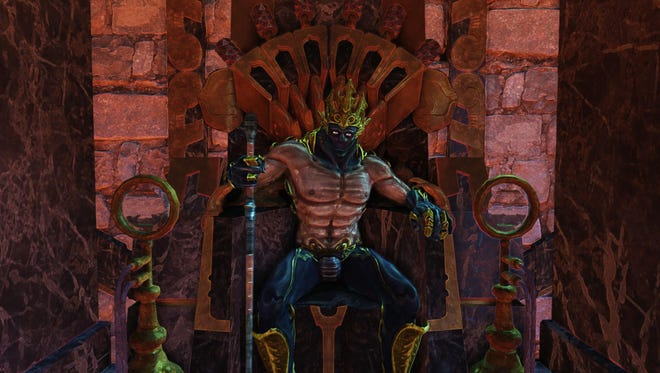 """Mystical foes abound in """"Abyss Odyssey: Extended Dream Edition"""" for the PS4."""