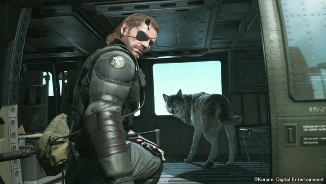 """""""Metal Gear Solid V: The Phantom Pain,"""" featuring Kiefer Sutherland as the voice of Big Boss, is the final game in the series to be directed by Hideo Kojima, its longtime mastermind."""