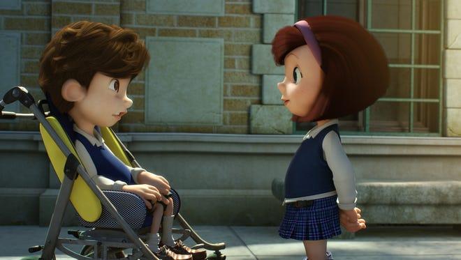 """Animated film """"Cuerdas."""""""