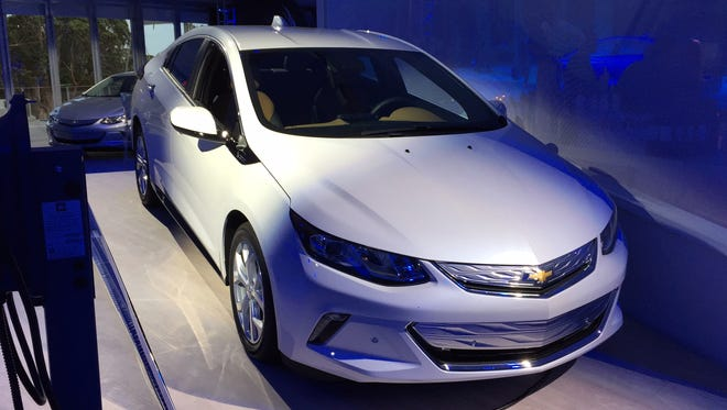 The all-new 2016 Chevrolet Volt has a longer battery range and more features than its predecessor.
