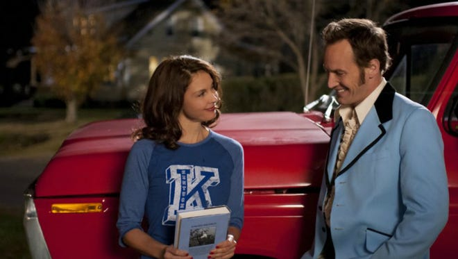 """Ashley Judd and Patrick Wilson star in """"Big Stone Gap,"""" a romantic comedy set in a small Southern town in the 1970s."""