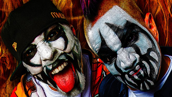 Hardcore hip hop group Twiztid has grown a diehard following over almost two decades of steady music-making.