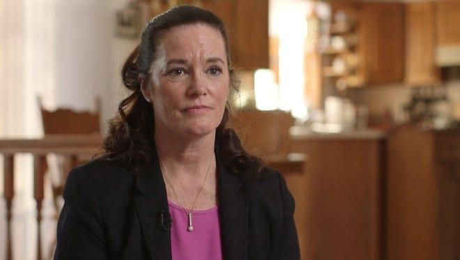 Carol Tonzi on CNBC's American Greed.