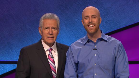 """Wilmington pediatrician Sam Stubblefield won $27,601 on """"Jeopardy!"""" Wednesday."""