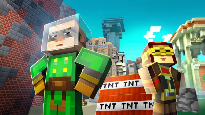 Minecraft Story Mode Episode 2 Assembly Required