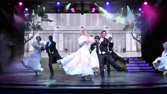 Theater shows are among the entertainment options for passengers on Oceania Cruises ships.