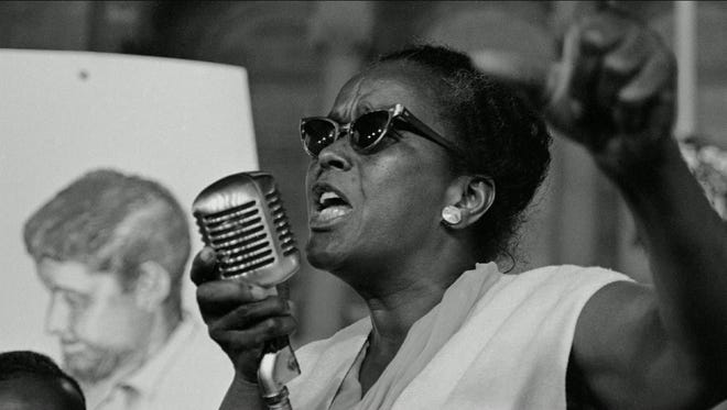 Ella Baker became a mentor to many civil rights leaders, including Rosa Parks and Bob Moses.
