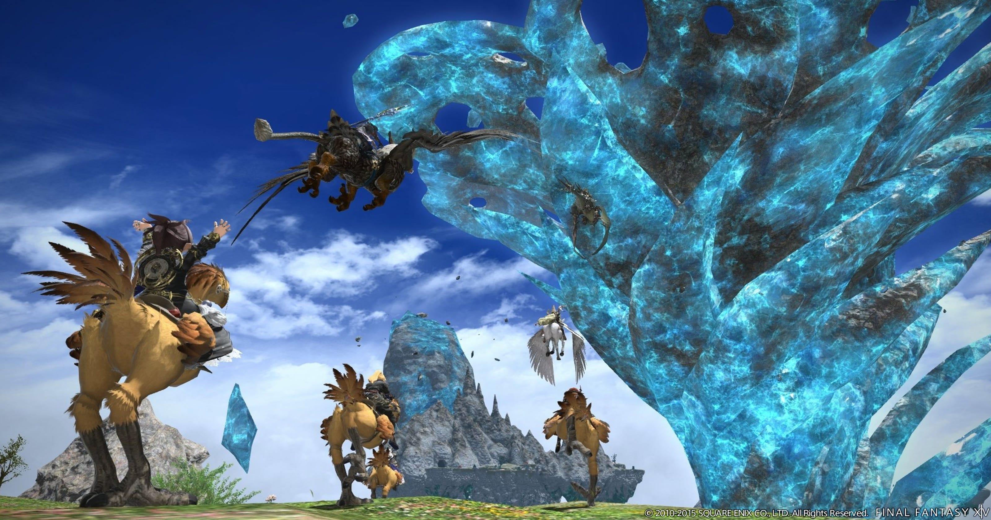 Final Fantasy XIV: Heavensward long-term review | Technobubble