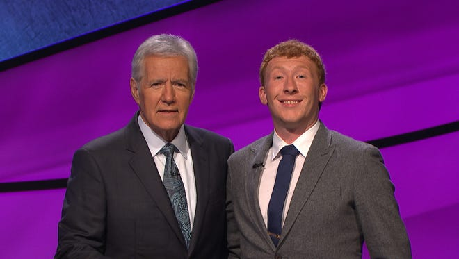 Sioux Falls native Brandon Haschke will appear on 'Jeopardy' Friday, Dec. 11, 2015.