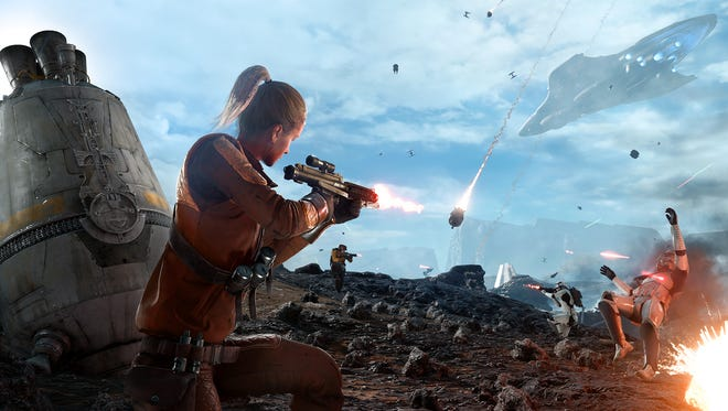 """""""Star Wars: Battlefront"""" is easy to jump into, but """"Call of Duty"""" might have a longer shelf life."""