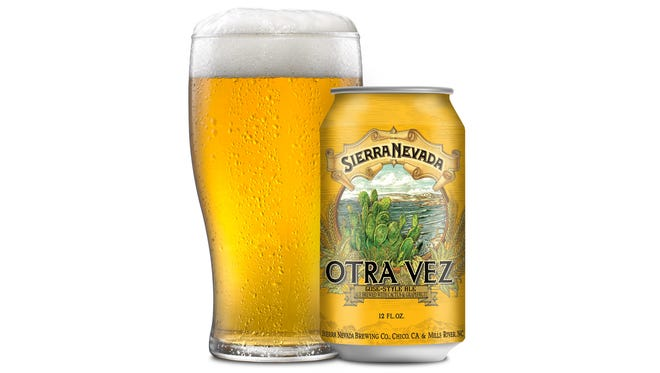 Sierra Nevada Brewing in Mills River near Asheville has released Otra Vez Gose. It's on draft in the brewery tasting room and look for bottle and cans.