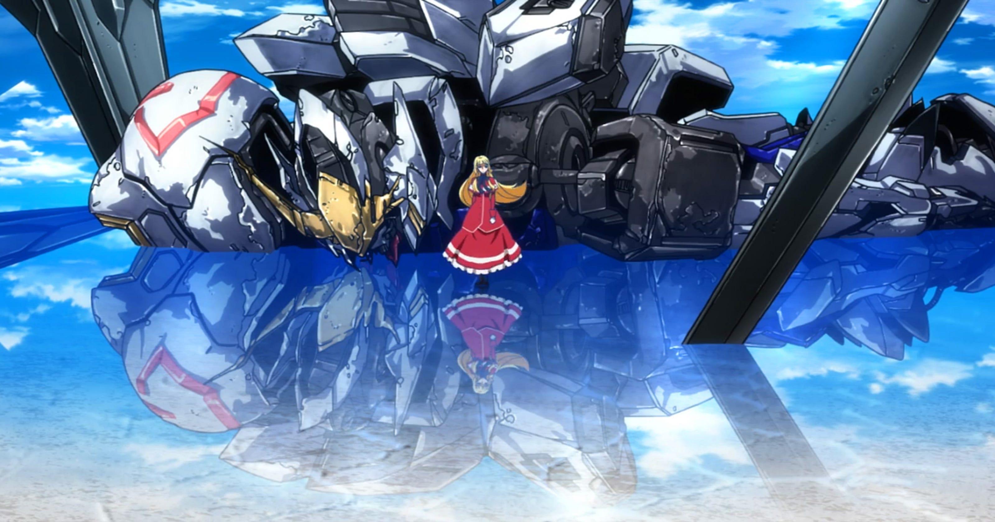 Gundam Iron-Blooded Orphans Episode 14: Vessel of Hope