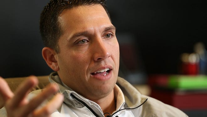 Matt Campbell's first spring game at Iowa State will be on April 16.