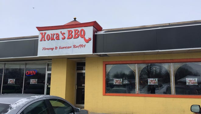 Houa's BBQ, a new Hmong and Korean restaurant, opened on Military Avenue on Feb. 9.