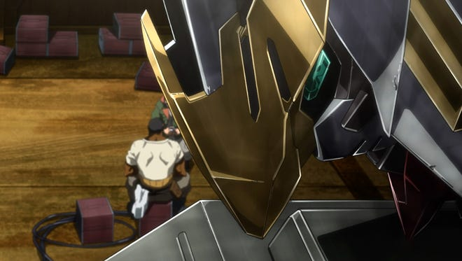 "Gundam Iron-Blooded Orphans Episode 20, ""Brother."""