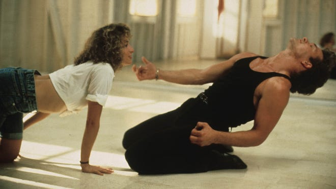 "Jennifer Grey and Patrick Swayze starred in the 1987 film ""Dirty Dancing."""