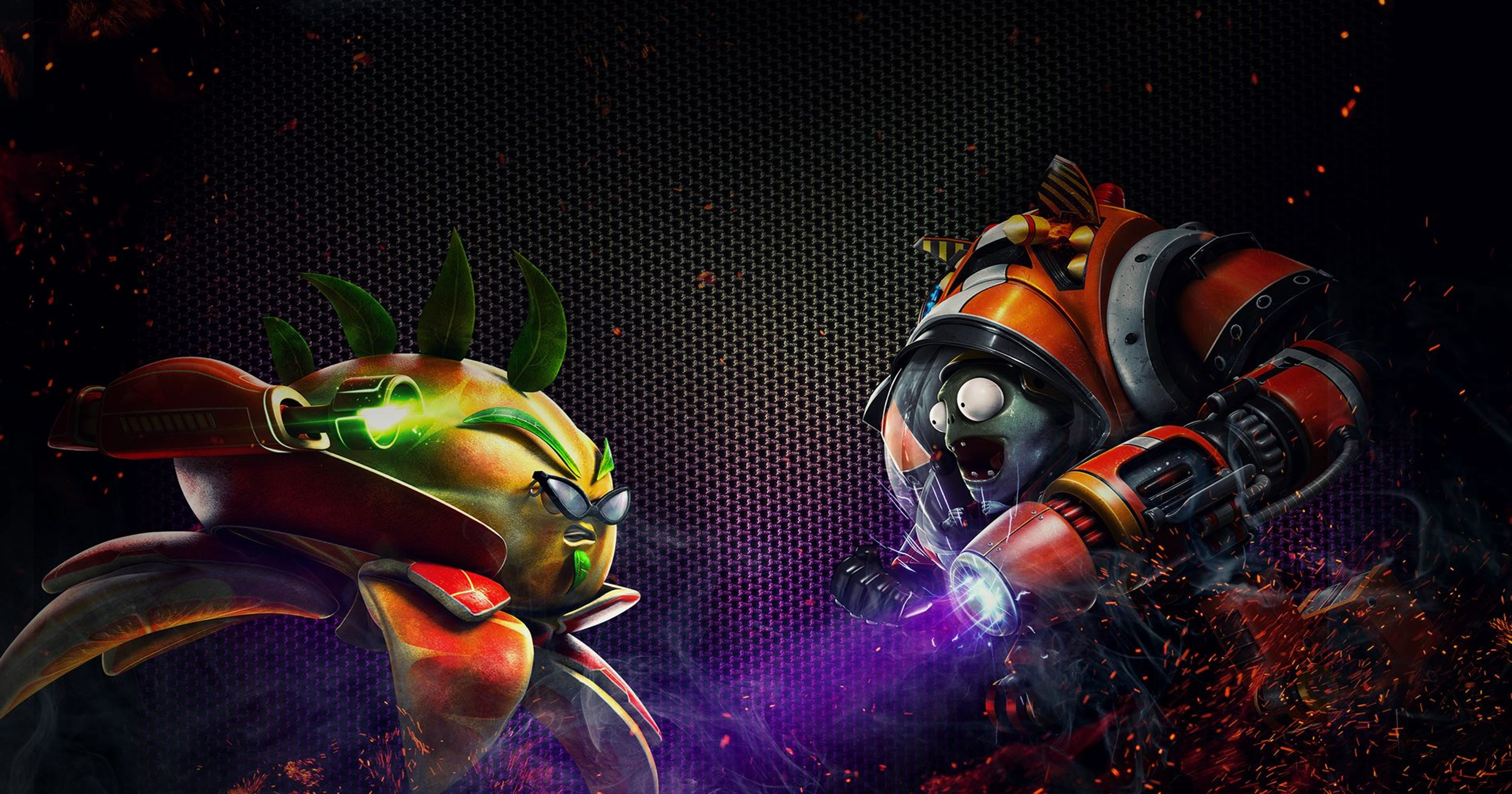 Plants vs zombies garden warfare 2 review technobubble - Plants vs zombies garden warfare 2 review ...