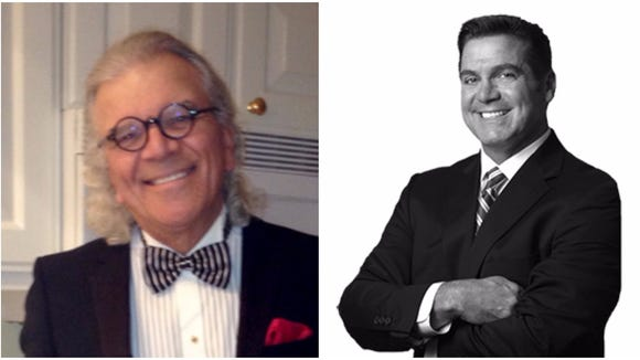 Alex Pires (left) and Anthony Wedo will provide the keynote addresses at the 2016 Delaware Economic Summit on April 20 and April 21.