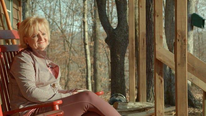 Christian comedian Chonda Pierce at her family farm in Ashland City
