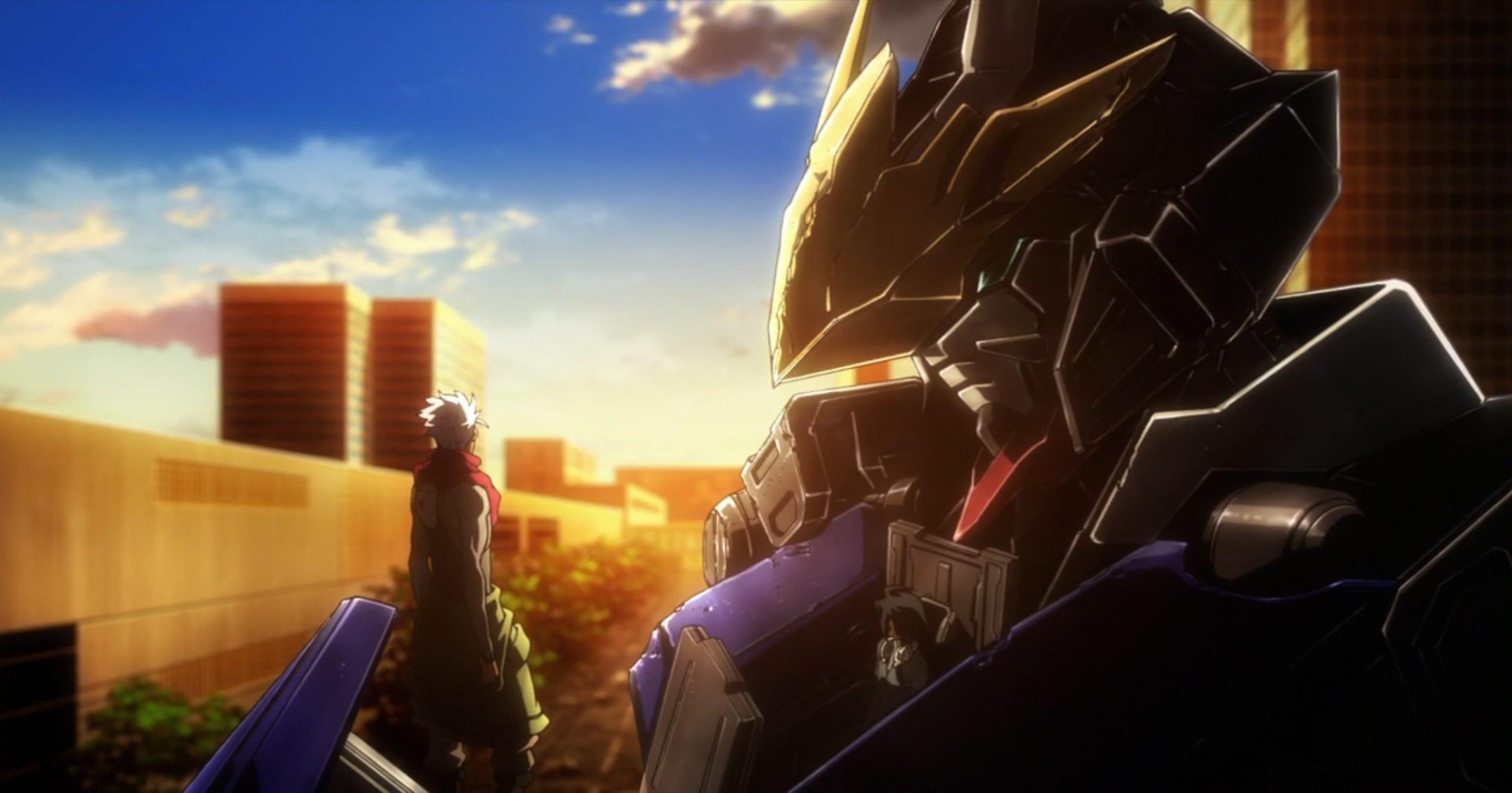 mobile suit gundam iron-blooded orphans 2nd season episode 25
