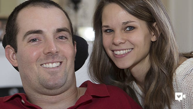Ryan Atkins and Stephanie Perry reconnected after Atkins was in a terrible car accident.