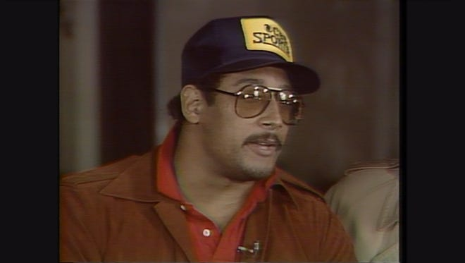 George Starke appears on WUSA9 in 1984.