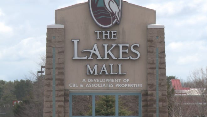 Lakes Mall in Muskegon.