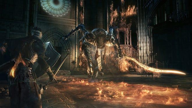 Dark Souls III review.