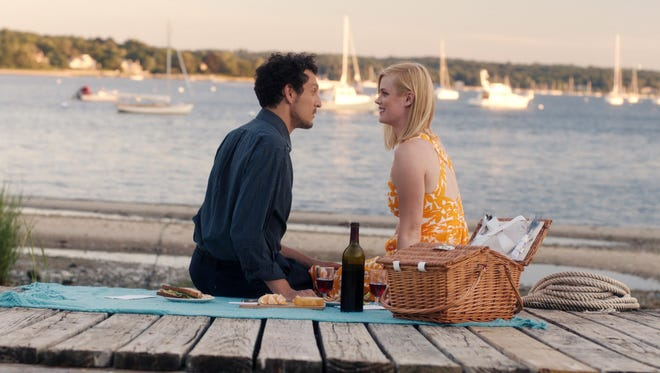 """A scene from """"Almost Paris,"""" screening this weekend as part of the Tribeca Film Festival."""