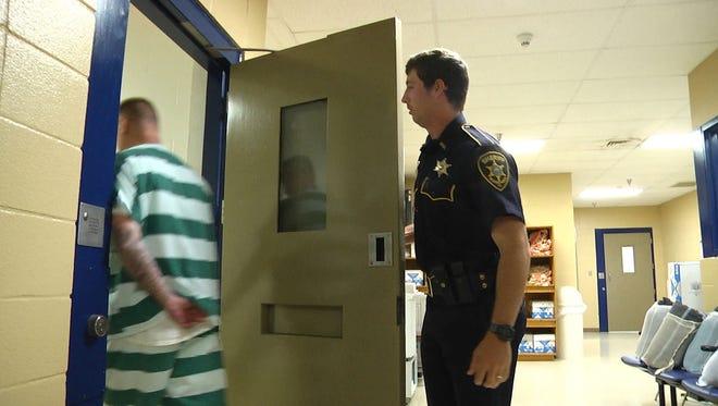 Bossier Sheriff's Deputy Randy Zeigler