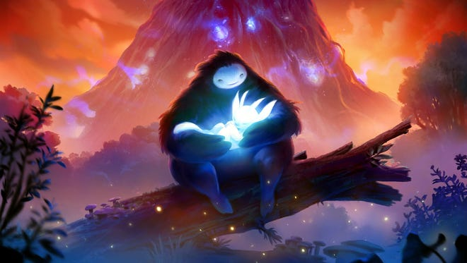 Ori and the Blind Forest Definitive Edition review.