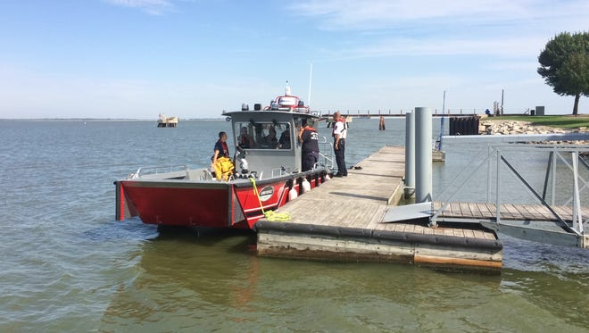 Green Bay Metro Fire was able to use its rescue boat in a fire.