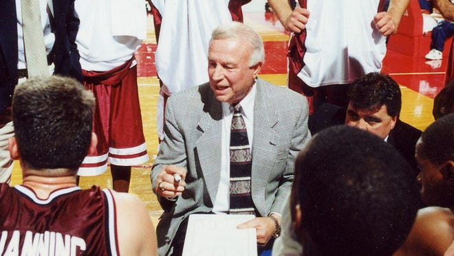 Former New Mexico State head coach Lou Henson will a special advisor to the Aggie men's basketball program.