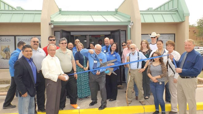 A grand opening for Wheelchairs and Walkers Rentals was held Wednesday in Silver City.