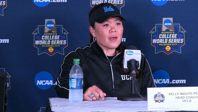 Kelly Inouye-Perez has talked to her players about the UCLA shooting incident that has left two people dead.