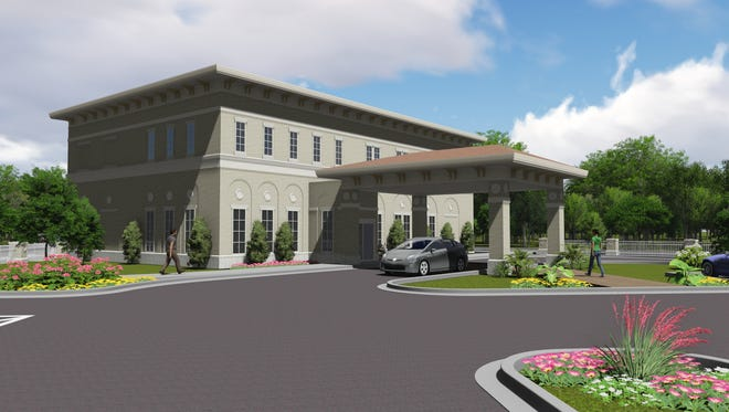 Sacred Heart Medical Group is planning a new 8,500 square foot pediatric facility at the corner of Gulf Breeze Parkway and Daniel Street, a pedestrian bridge away from Gulf Breeze schools and in full sight of tourists on the way to the beach.