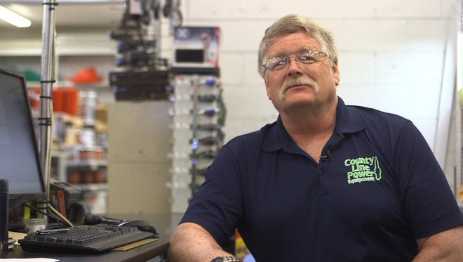 Martin Flemming, owner of County Line Hardware, discusses the keys to his success and his sometimes ornery reputation.
