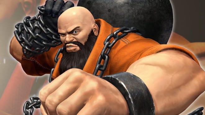 "Chang Koehan in ""King of Fighters XIV."""