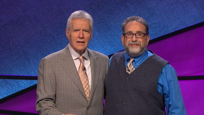 Greenville's Neil Sondov's appearance on Jeopardy, hosted by Alex Trebek, will air on July 7.