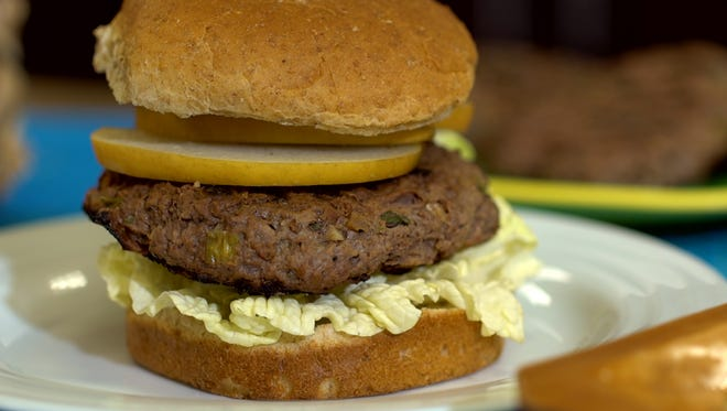 This year instead of plain hamburgers, grill up some unique Korean beef burgers.