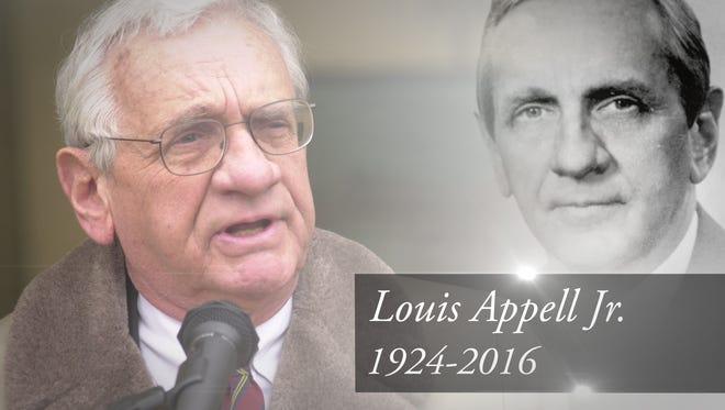Louis Appell Jr.