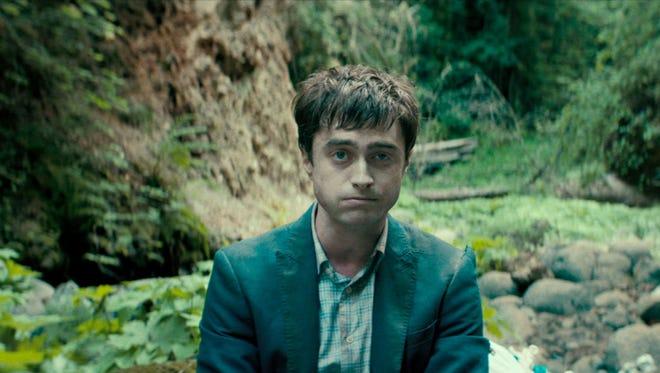"Daniel Radcliffe plays Manny in ""Swiss Army Man."""