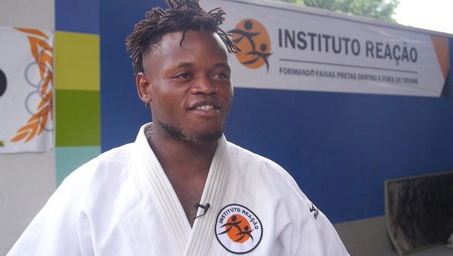 Popole Misenga tells his journey of becoming a refugee in Rio de Janeiro and the opportunity to compete in the summer Olympics as a member of the refugee Olympic team.