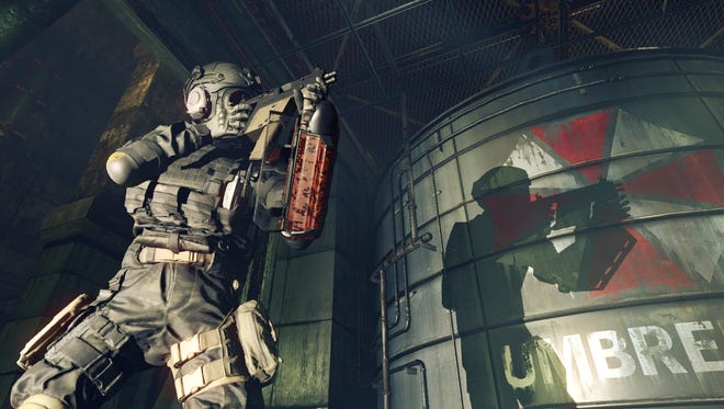 Umbrella Corps is set in the Resident Evil universe.