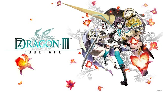 7th Dragon III: Code VFD.