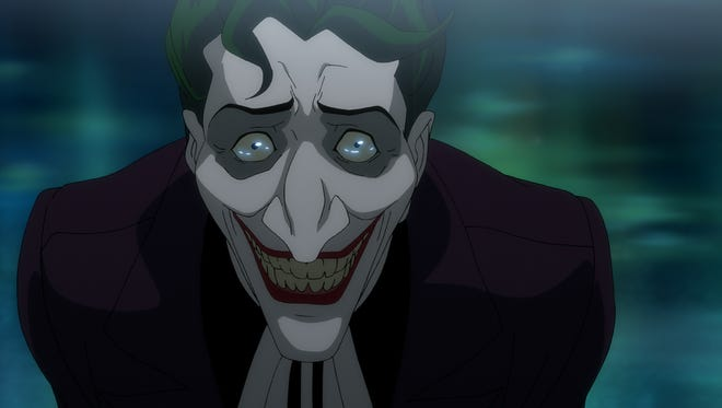 Killing Joke' rehashes controversy with new movie