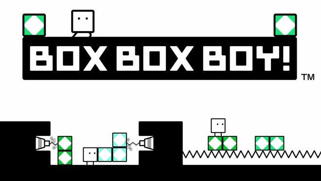 The BoxBoxBoy! game.